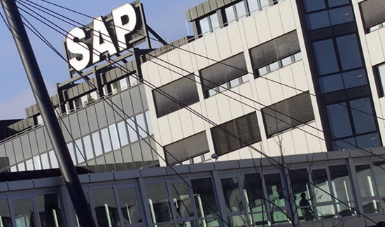SAP is the third largest software company in the world the headquarters is Walldorf / Germany